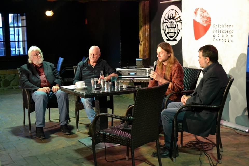 """Panel dyskusyjny """"Historia jednej znajomości"""" – fotorelacja"""