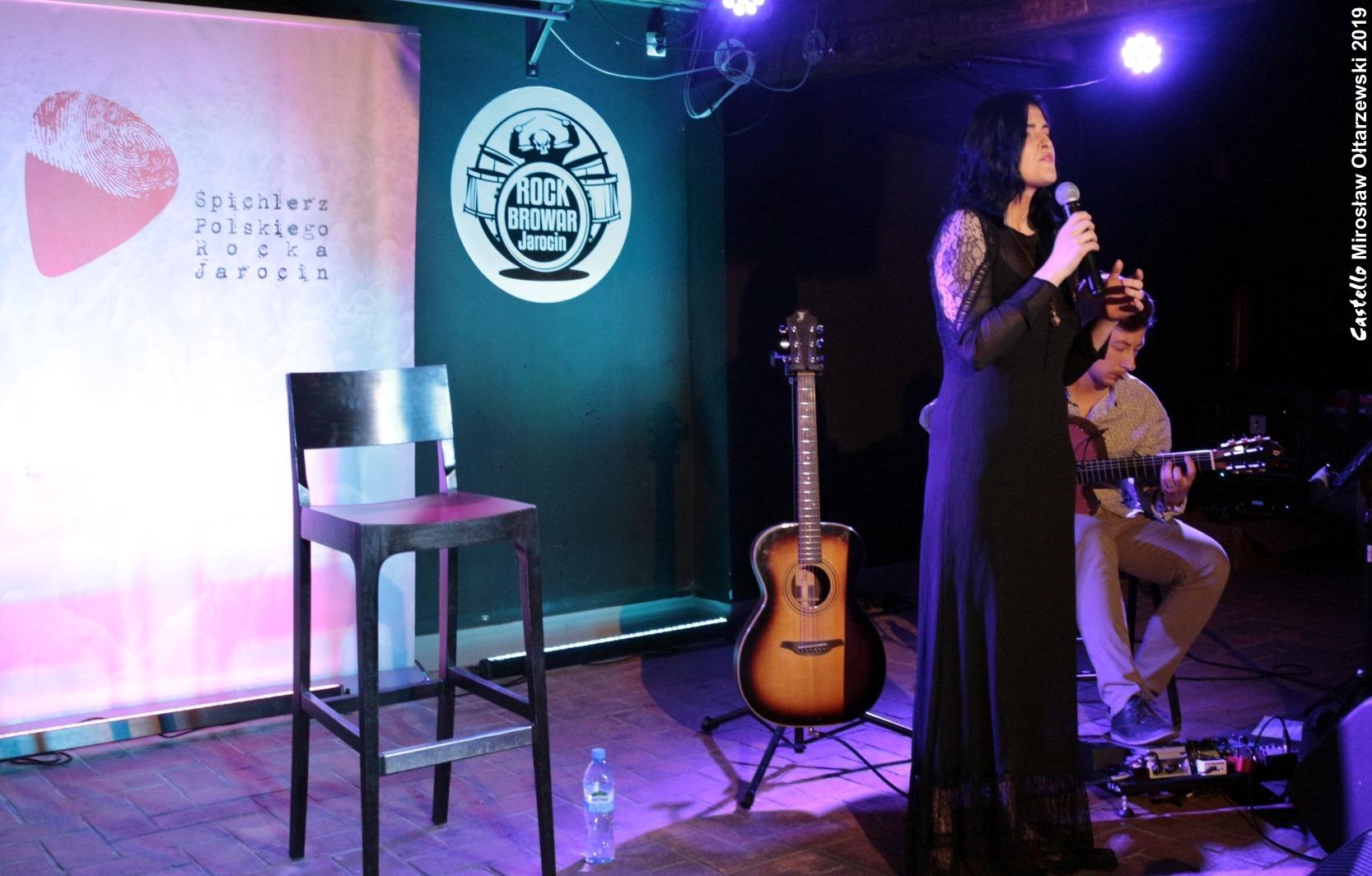 Koncert Kingi Rataj podczas Nocy Muzeów 2019 – fotorelacja :)