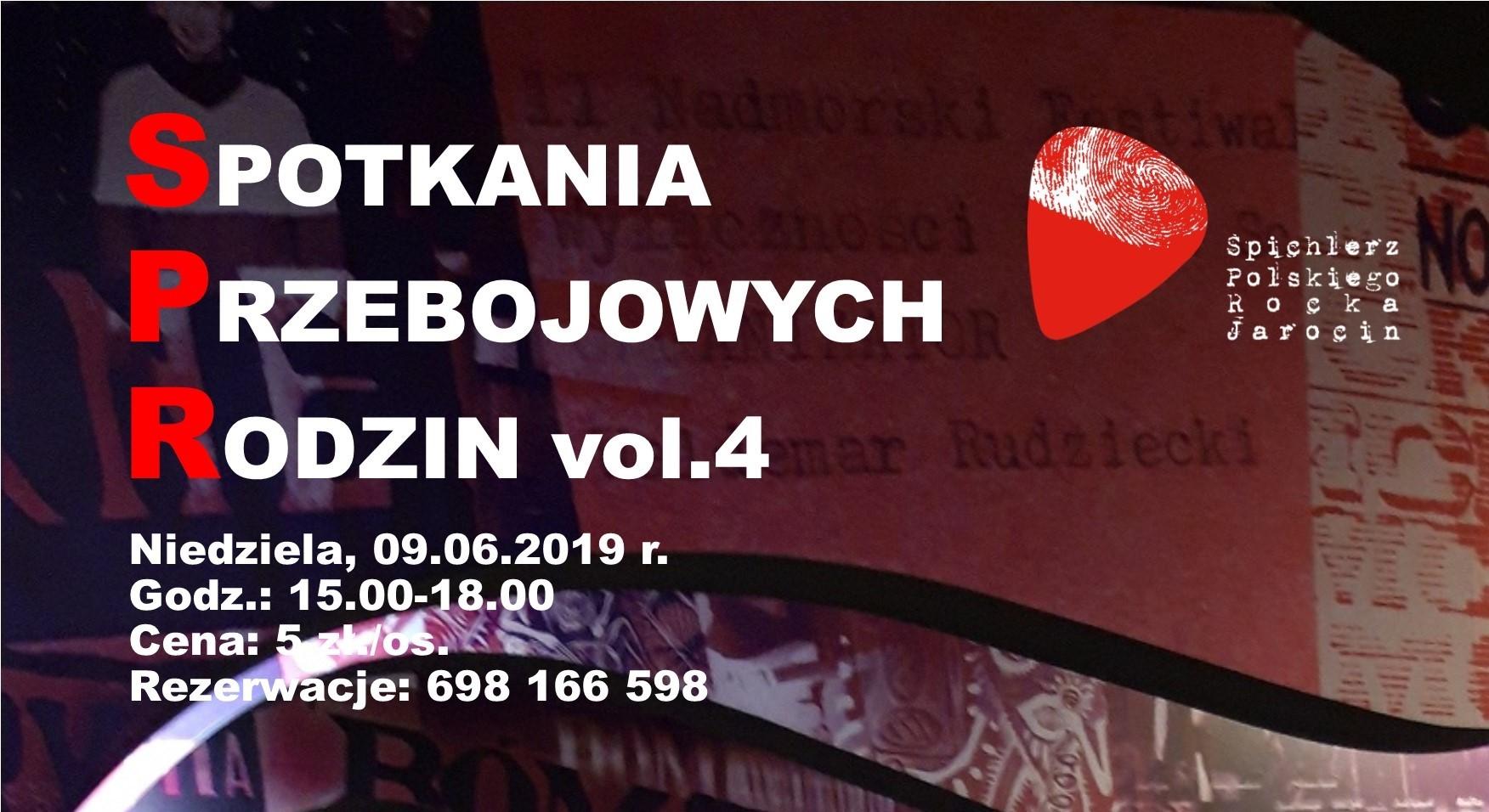 Spotkania Przebojowych Rodzin vol. 4!