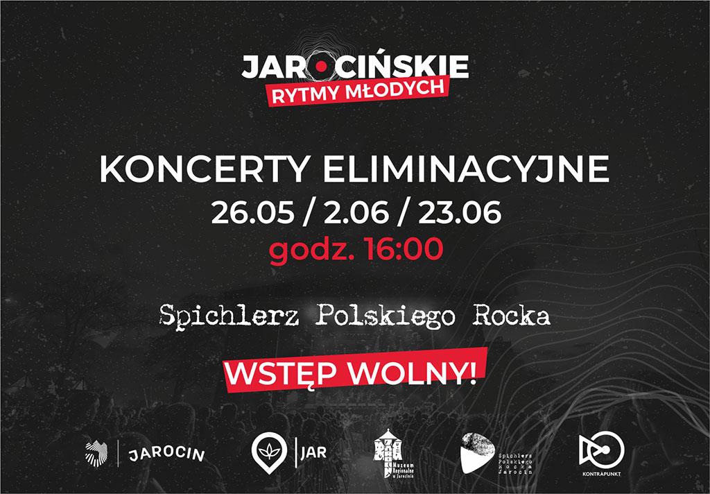 """Jarocińskie Rytmy Młodych 2019 – znamy """"12"""", która zagra w eliminacjach na naszej scenie!"""