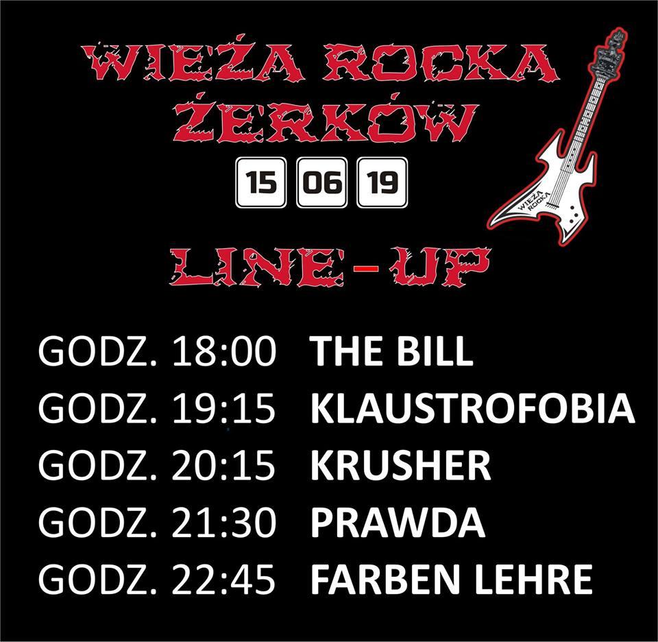 Znamy line-up V edycji festiwalu Wieża Rocka.