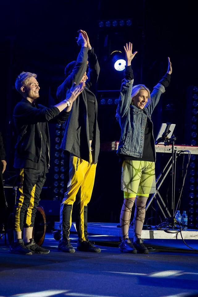 Para – zwycięzcą Jarocińskich Rytmów Młodych 2019