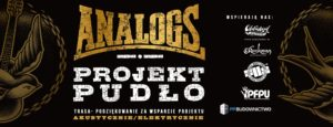 The Analogs-Projekt Pudło w Klubie Kontrapunkt w najbliższą sobotę. Polecamy! Zapraszamy!