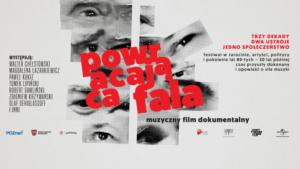 """""""Powracająca Fala"""" na OFF Cinema 2019 za tydzień 16.10.2019 r. Polecamy! Zapraszamy!"""