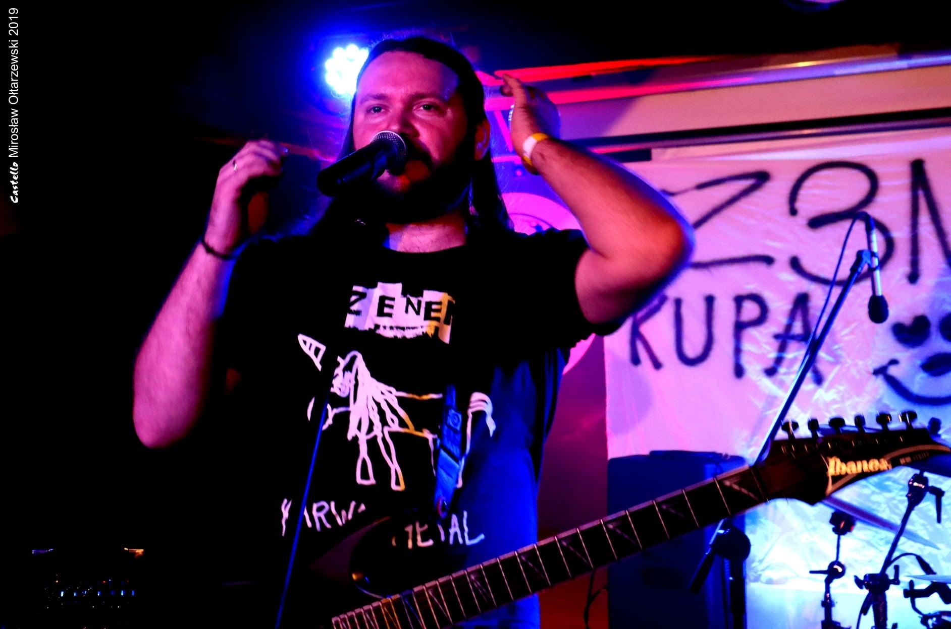 Zenek Kupatasa – fotorelacja z koncertu :)