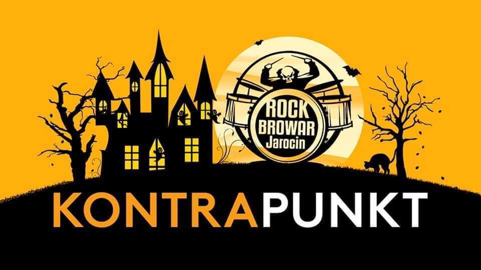 Halloween Party w klubie Kontrapunkt 31.10.2019 r. Polecamy! Zapraszamy!