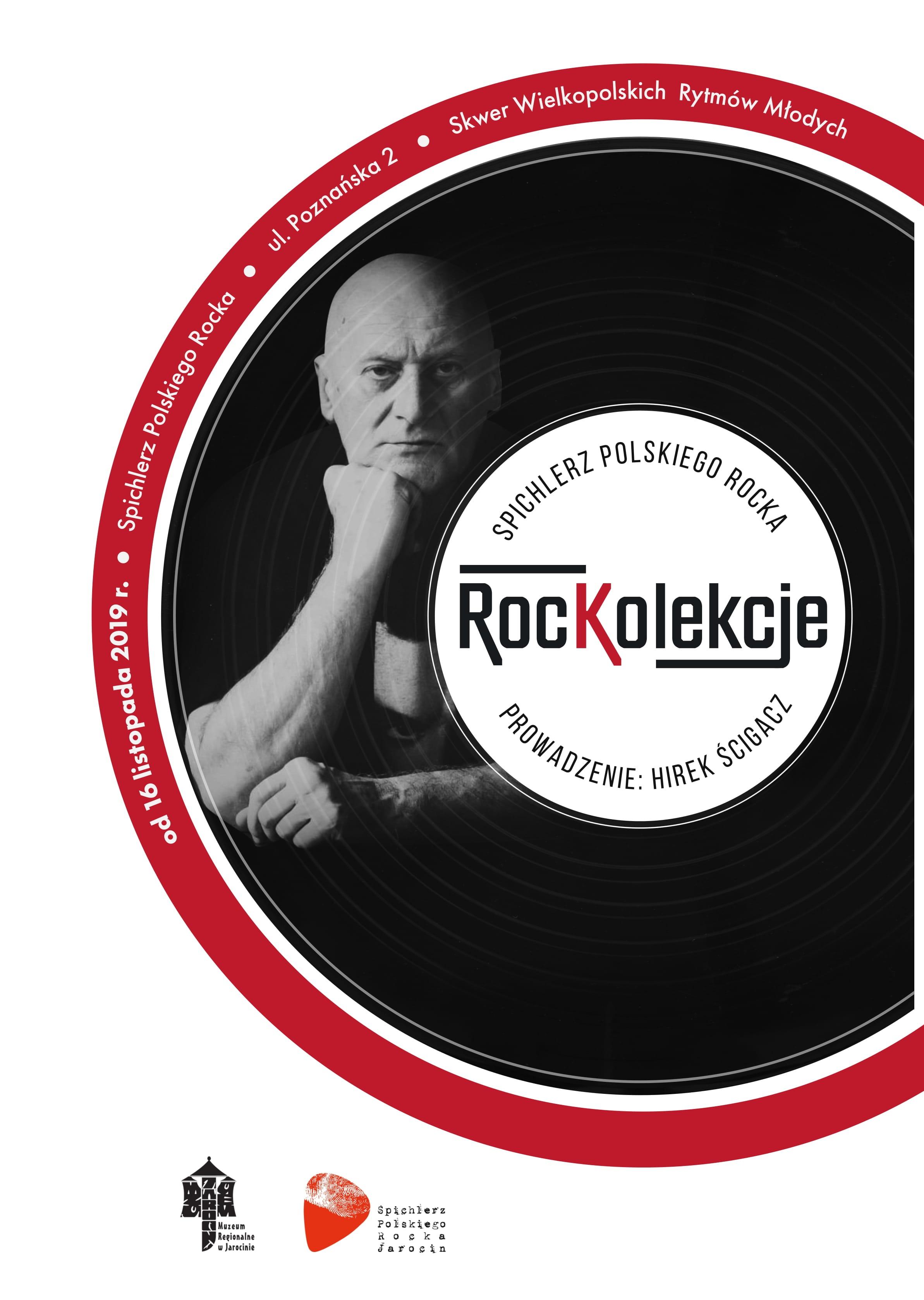 """""""RocKolekcje""""- 5 spotkanie z cyklu w najbliższą sobotę (14.12.2019 r.). Zapraszamy!!!"""