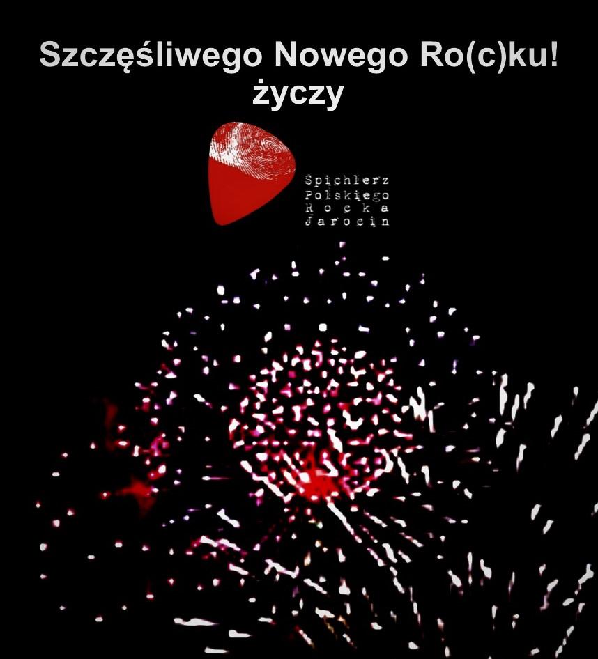 Szczęśliwego Nowego Ro(c)ku!