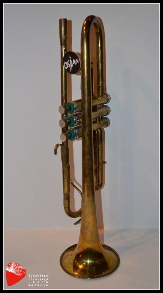 Instrumenty zespołu Osjan.