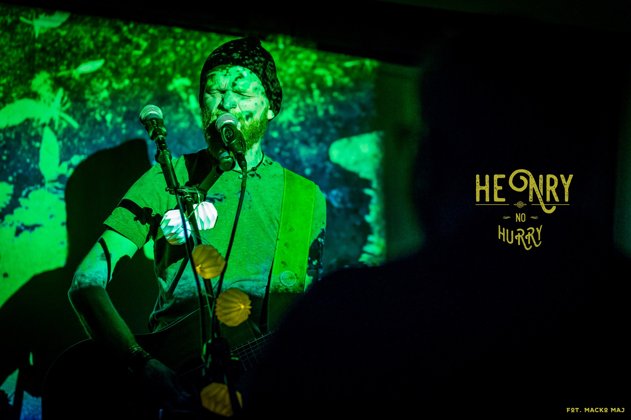 Koncert Henry No Hurry! w najbliższą sobotę w Klubie Kontrapunkt. Polecamy! Zapraszamy! [aktualizacja] – KONCERT ODWOŁANY