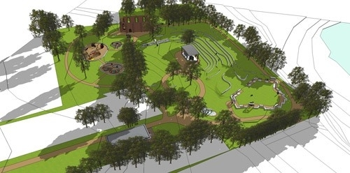 Budowa amfiteatru ruszy w lipcu.