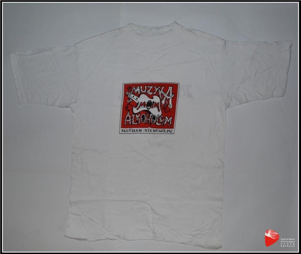 "Koszulka ""Jarocin'94""."