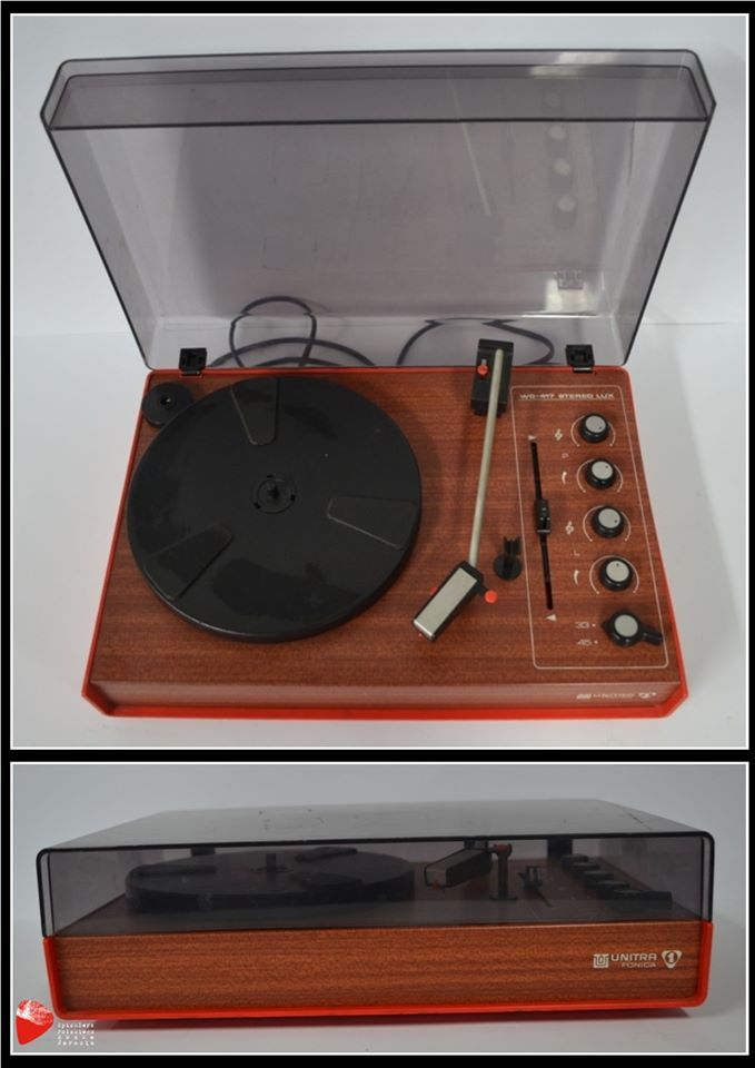 Gramofon WG-417 Stereo Lux.