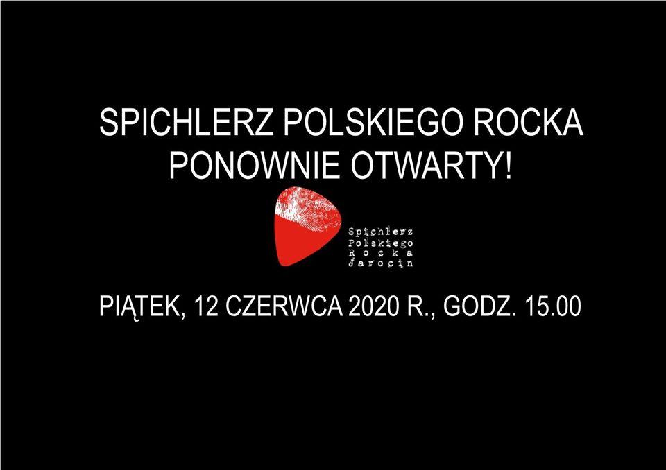 Zapraszamy na ponowne otwarcie Spichlerza!!! :D