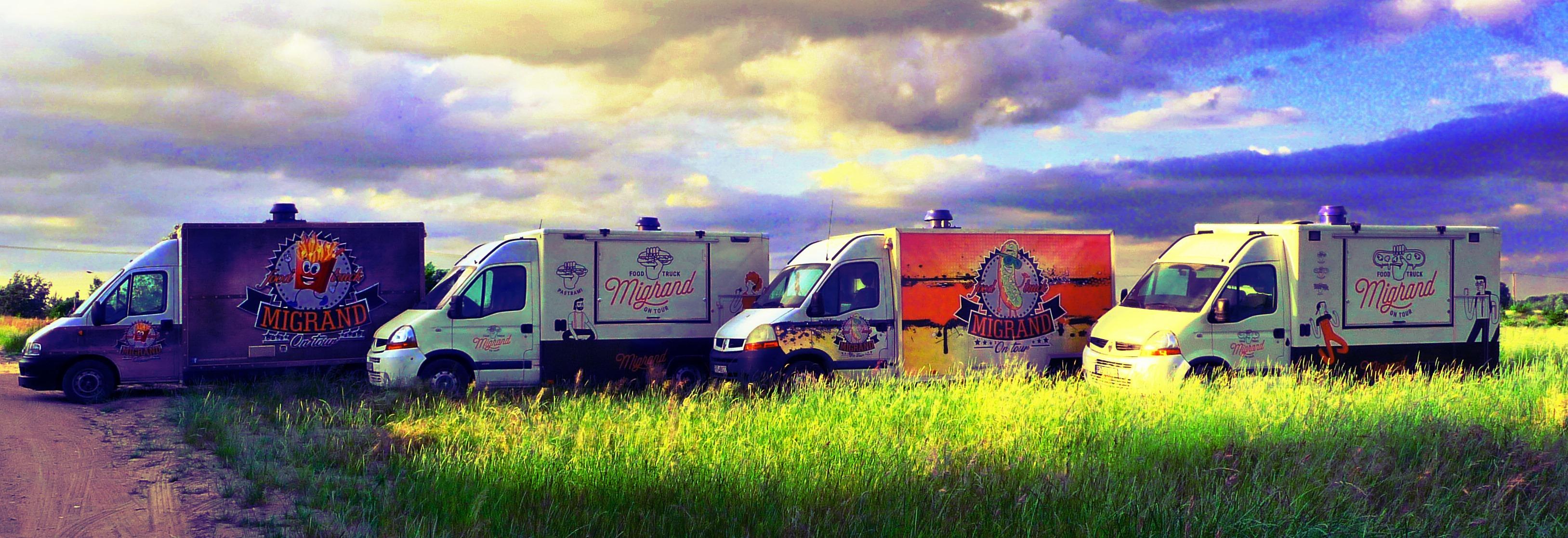 Kolejny weekend z Migrand Food Truck w Klubie Kontrapunkt. Polecamy!