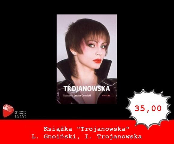 Nowość w naszym sklepie! Książka o I. Trojanowskiej.