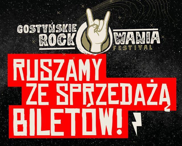 Rusza sprzedaż biletów na Gostyńskie Rockowania Festival