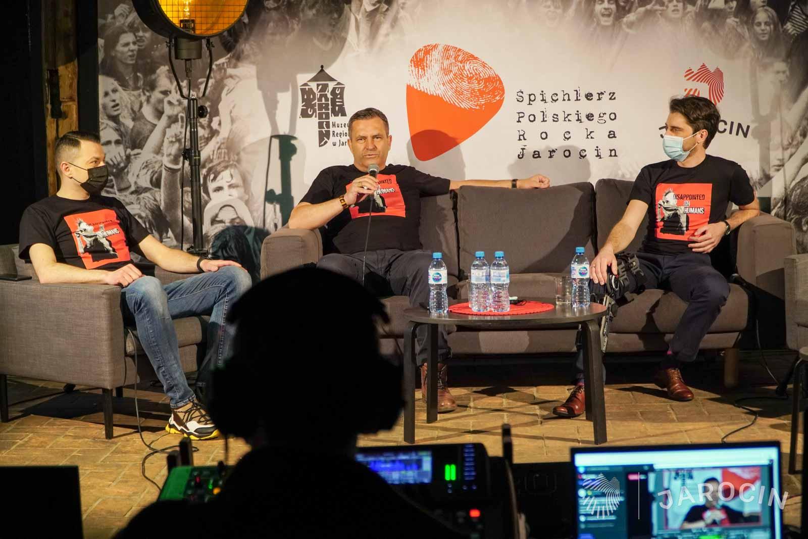 Konferencja dotycząca Jarocin Festiwal 2021 – foto/videorelacja.