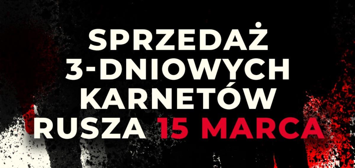 Jarocin Festiwal 2021 – rusza sprzedaż biletów :)