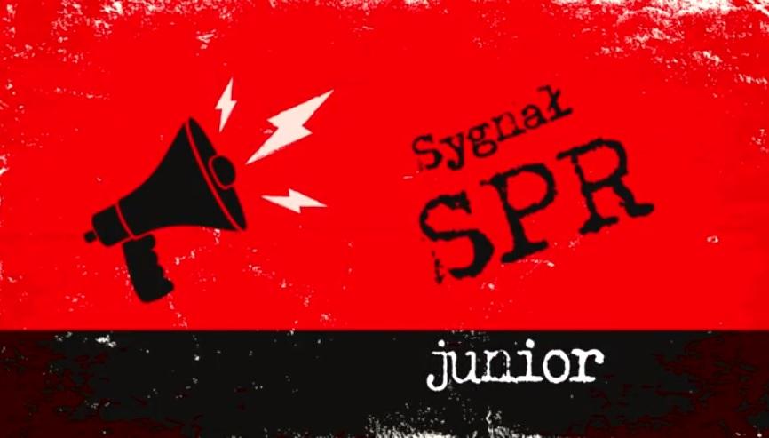Sygnał SPR junior – odcinek 1. Zapraszamy dzieciaki przed ekrany!