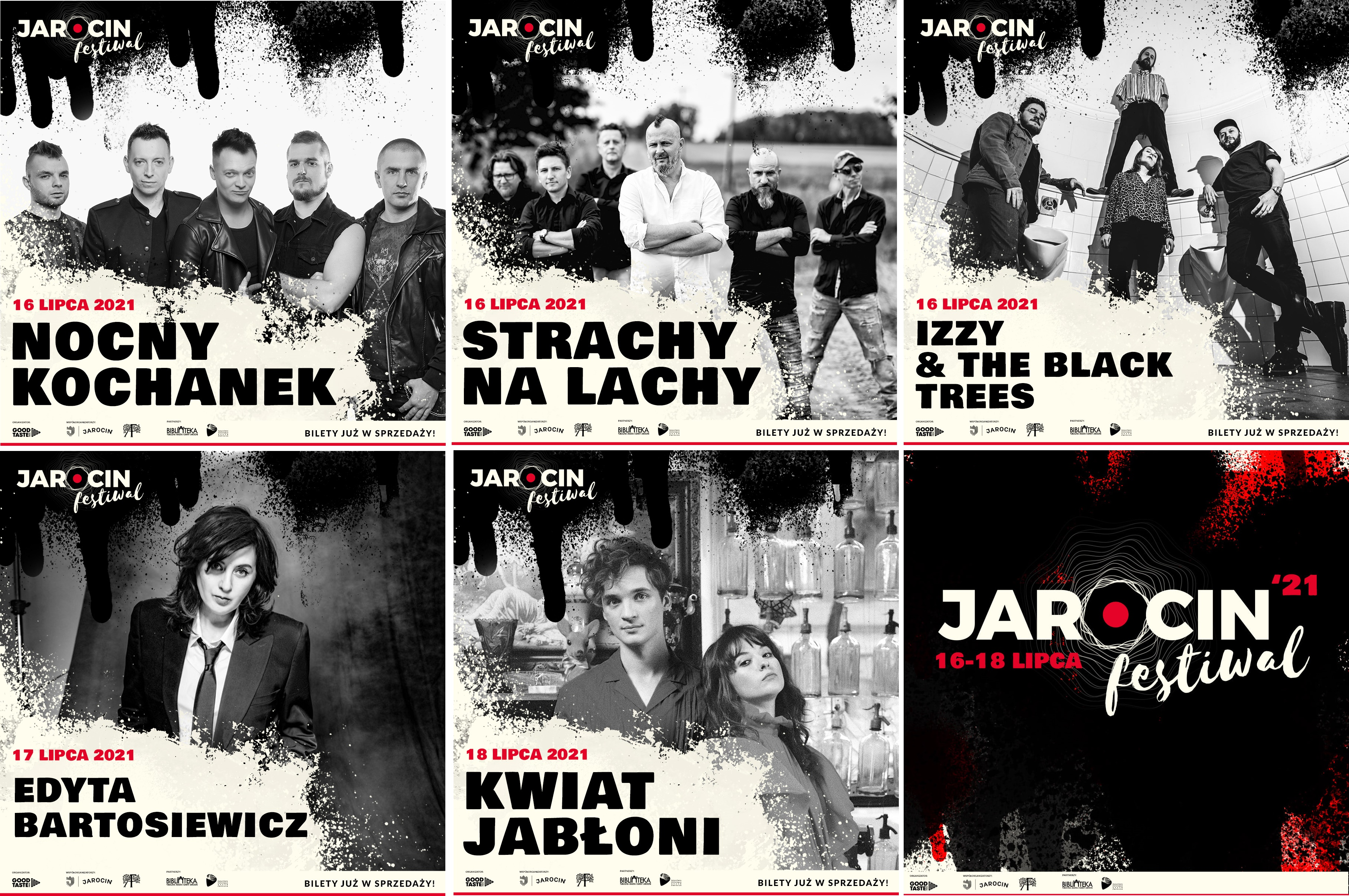 Jarocin Festiwal 2021 – znamy kolejnych artystów :)