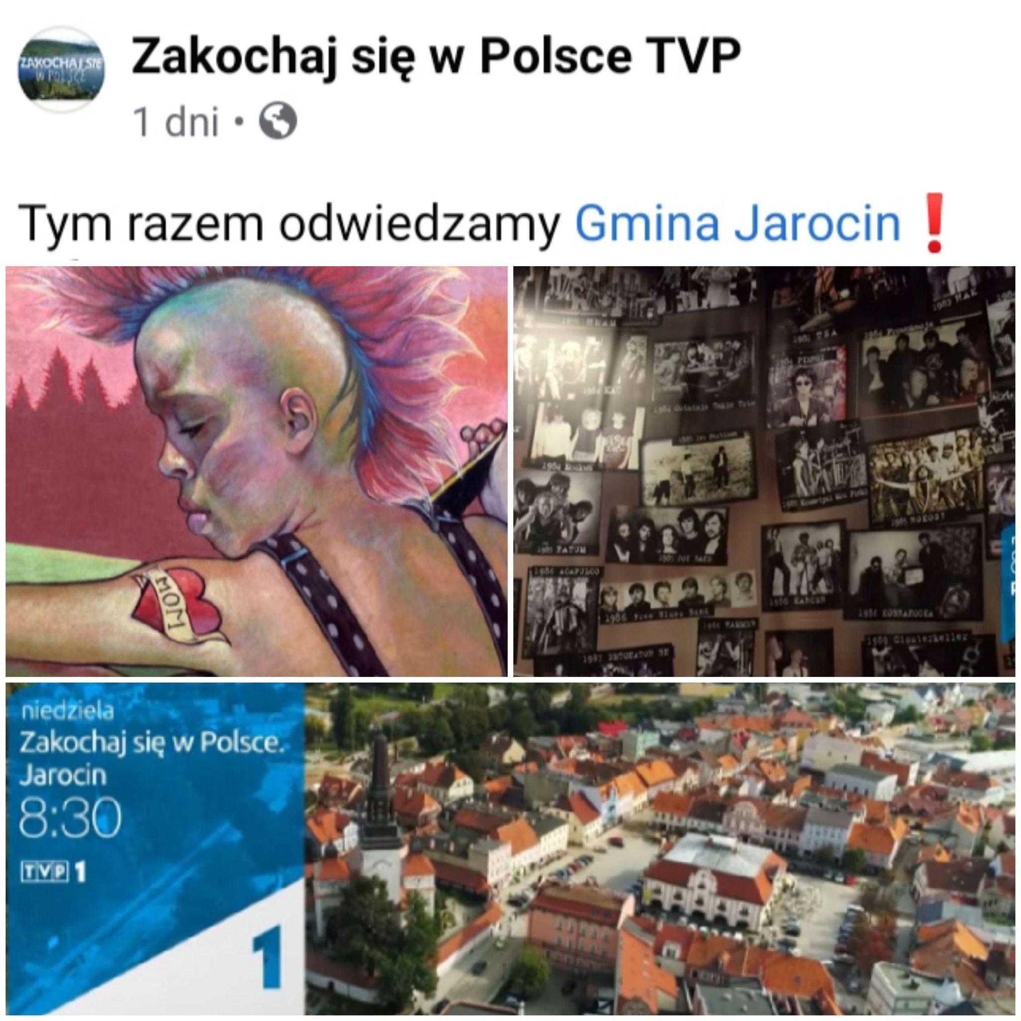 """Nasze muzeum w programie """"Zakochaj się w Polsce"""". [aktualizacja]"""
