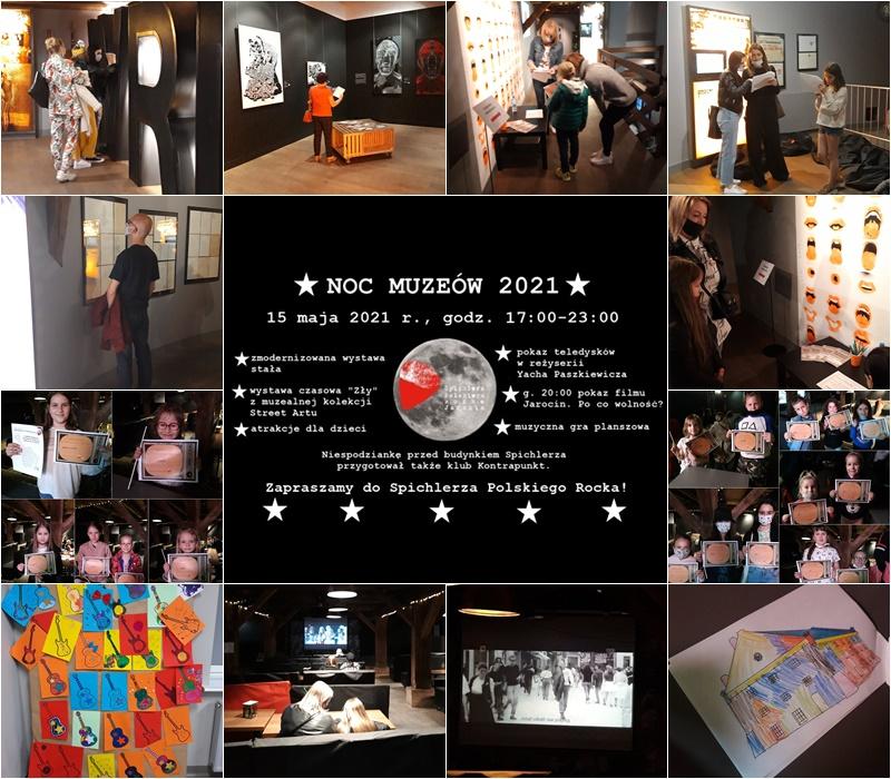 Noc Muzeów 2021 – fotorelacja