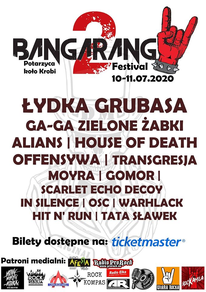 Bangarang 2 Festival rozpocznie się za 4 miesiące. Polecamy!