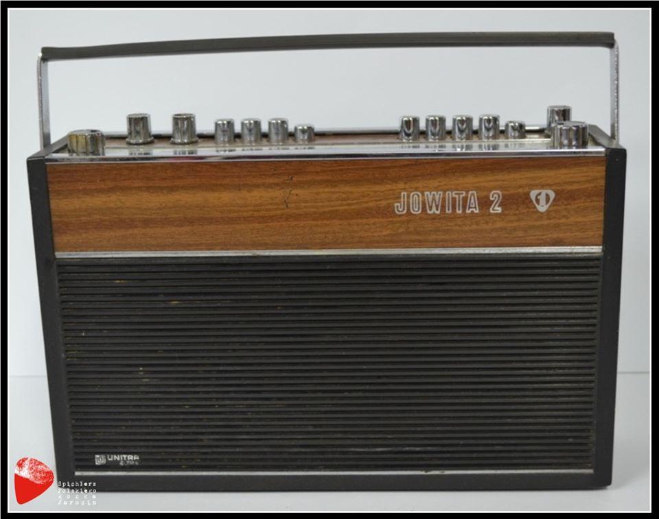 Odbiornik radiowy JOWITA 2.
