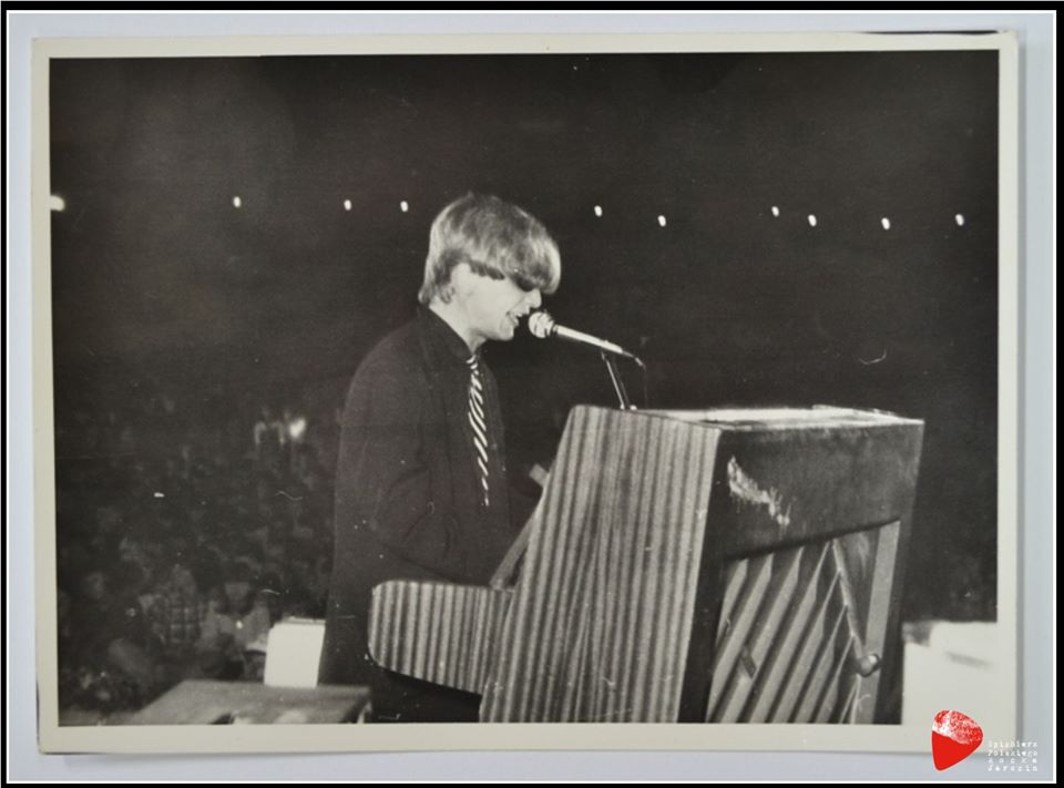 Fotografie z Jarocina'82 i '84.