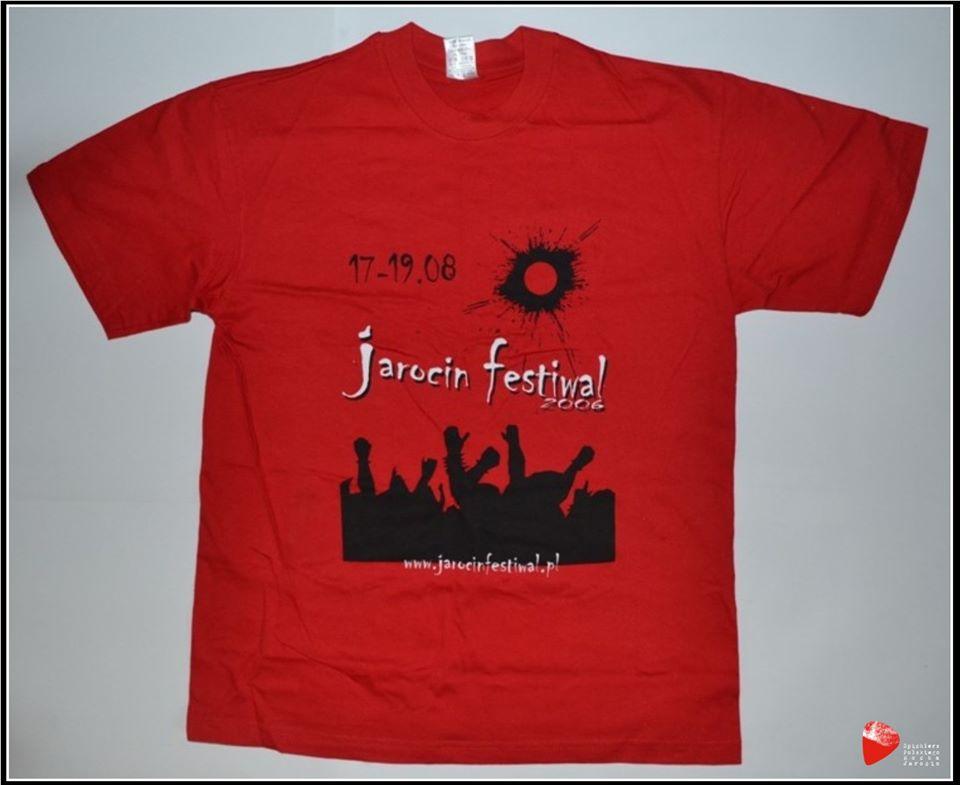 Koszulka Jarocin Festiwal'2006.