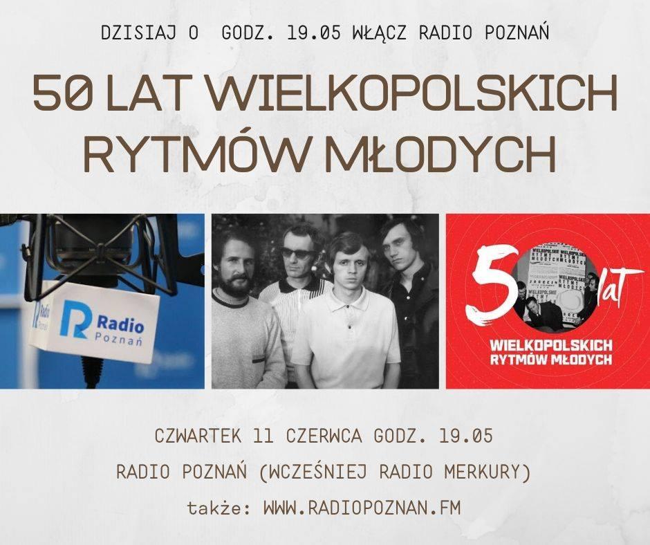 Audycja w Radio Poznań o WRM – dziś (11.06.2020). Polecamy!