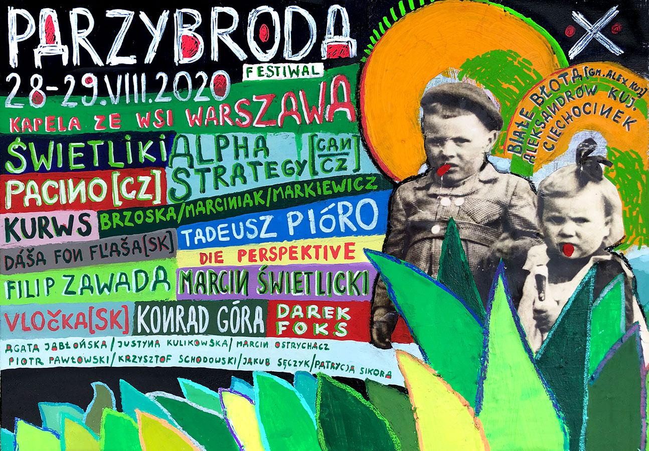 Festiwal PARZYBRODA już za miesiąc. Polecamy!