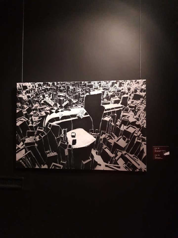 MIASTO – druga odsłona wystawy czasowej do zobaczenia w Spichlerzu. Zapraszamy!