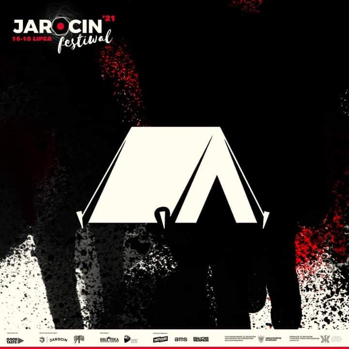 Jarocin Festiwal 2021 – pole namiotowe