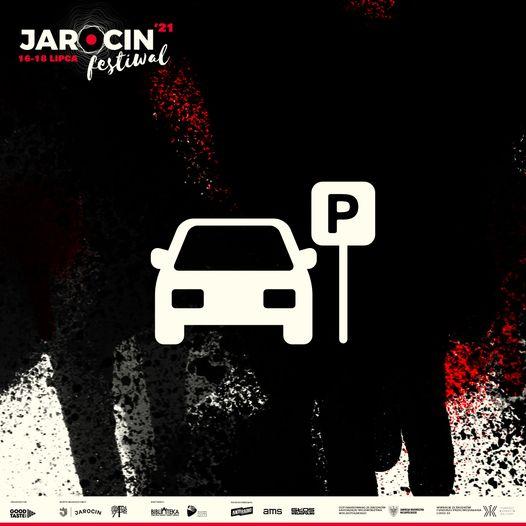 Jarocin Festiwal 2021 – informacyjnie o parkingu