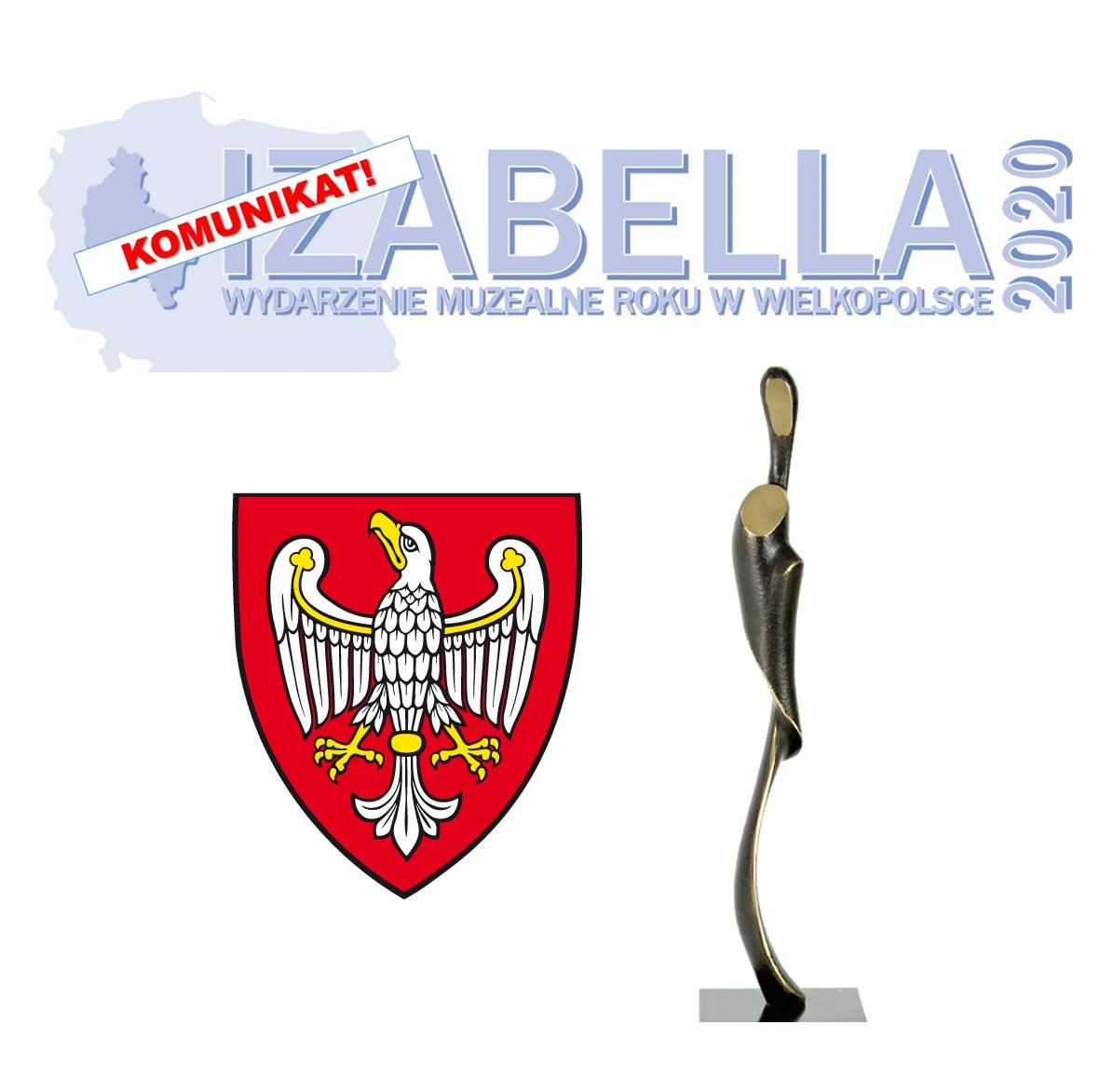 Izabella 2020 – jesteśmy wśród laureatów :)