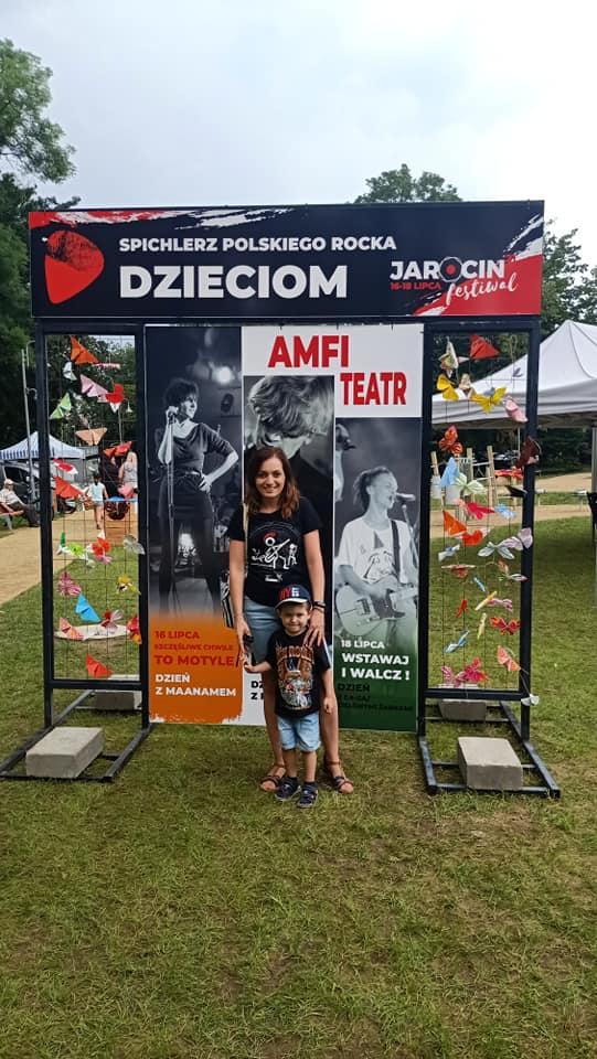 Jarocin Festiwal 2021 – SPR dzieciom – dzień z Maanamen (fotorelacja)