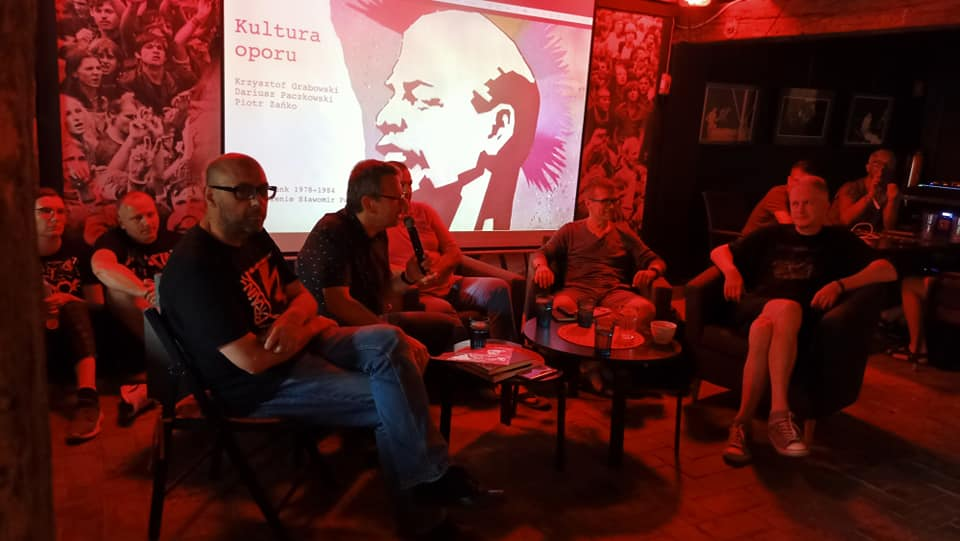 Jarocin Festiwal 2021 – panel i wernisaż w SPR (fotorelacja)