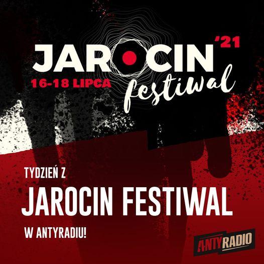 Tydzień z Jarocin Festiwal w Antyradiu.