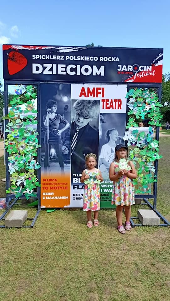 Jarocin Festiwal 2021 – SPR dzieciom – dzień z GA-GĄ/Zielonymi Żabkami (fotorelacja)