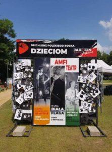 Jarocin Festiwal 2021 – SPR dzieciom – dzień z Republiką (fotorelacja)